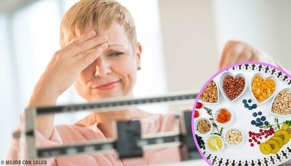 更年期中の減量に効果的な食事法