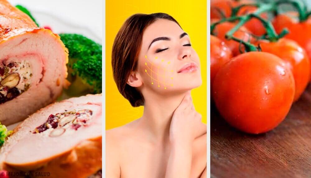 コラーゲンの生成に良い4つの食べ物