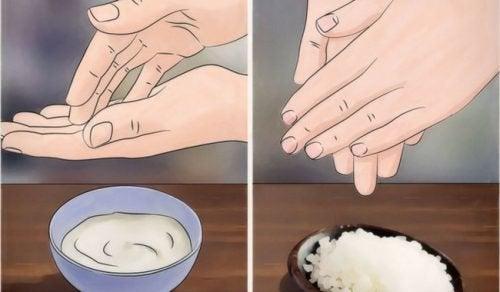 絹のような美しい手を実現する自然療法4選