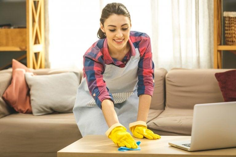 清潔感あふれる家にする4つの掃除のコツ