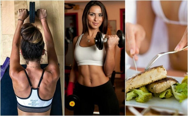 脂肪を燃やして筋肉を増やす方法
