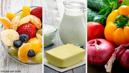 避けたい食べ物の組み合わせ7種