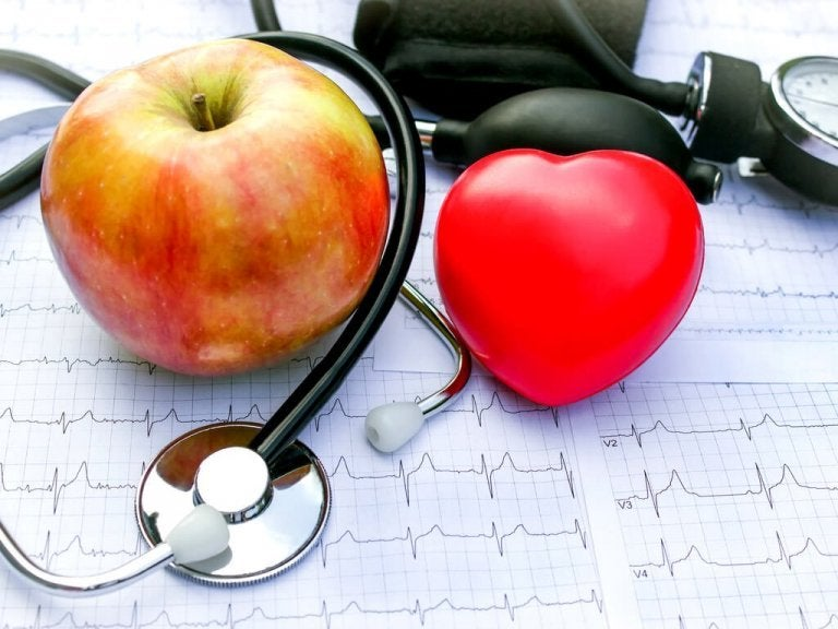 リンゴと心臓の健康