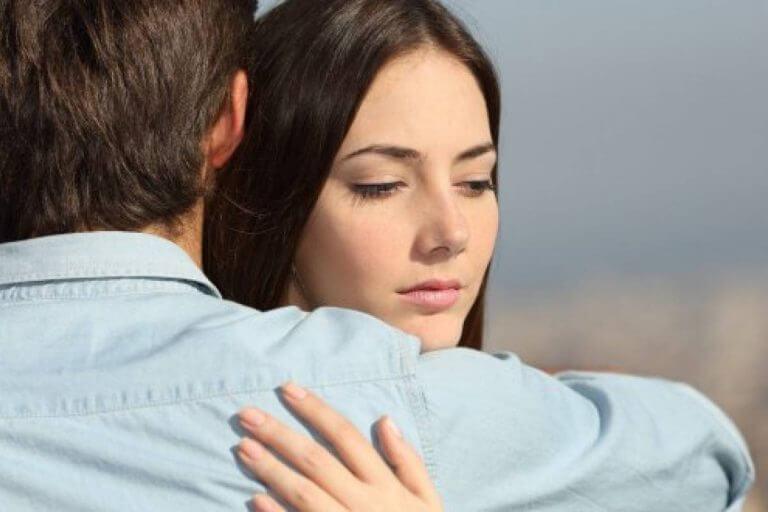 同情や罪悪感または恐怖心から関係を続けるとき