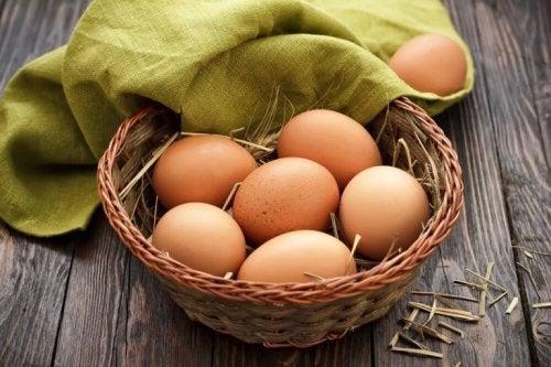 気分を改善する食べ物卵