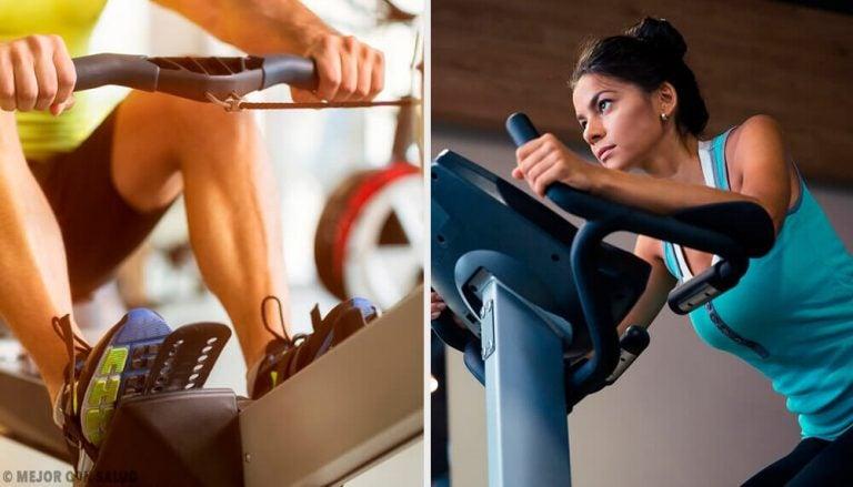 カロリー燃焼に効くベストトレーニングマシン