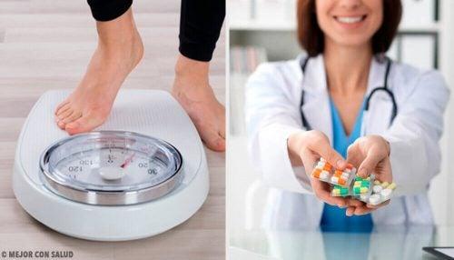 体重の増加を引き起こす薬って?