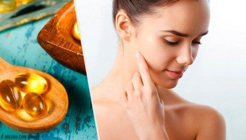 肌に良いビタミンEカプセル:5つのアプローチ