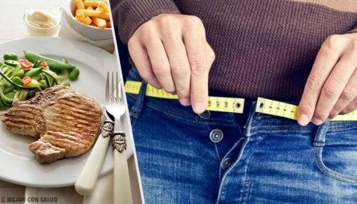 健康で体重を減らすためにどんな食べ物を食べるか