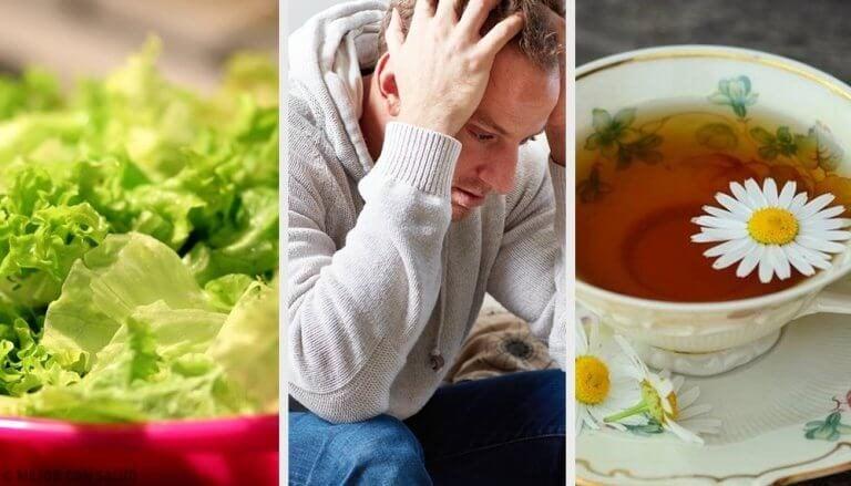 緊張や不安を抑える8つの自然療法