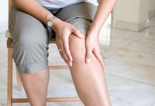 関節の痛みにチアシード