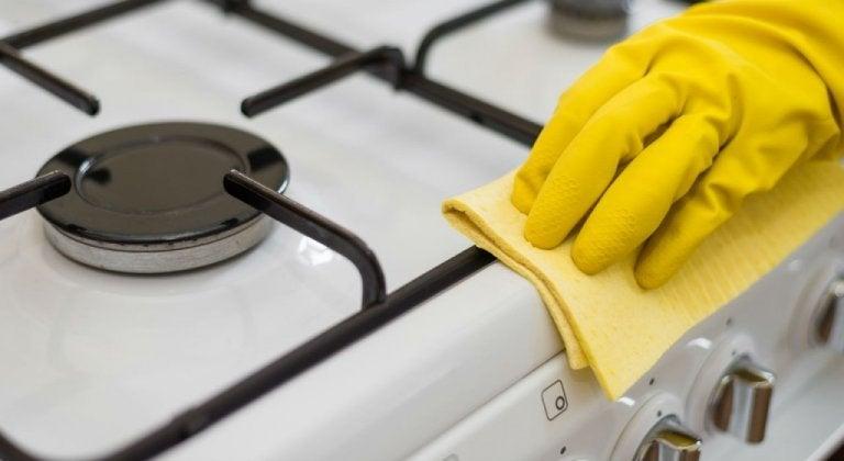 キッチン回りの掃除