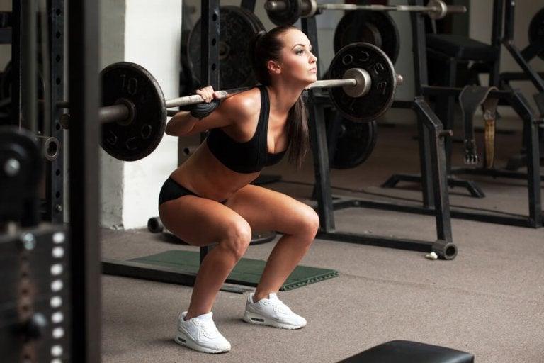 脂肪を減らし、筋肉を増やす
