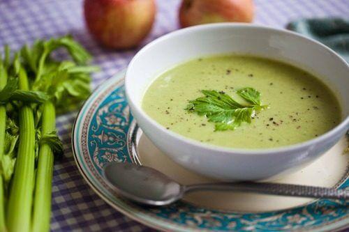 ベジタブルクリームスープ