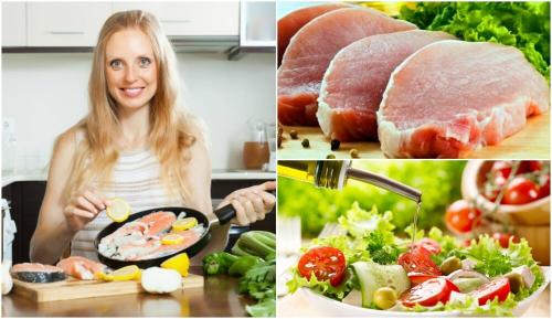低脂肪でヘルシーな食事を作るための6つのコツ