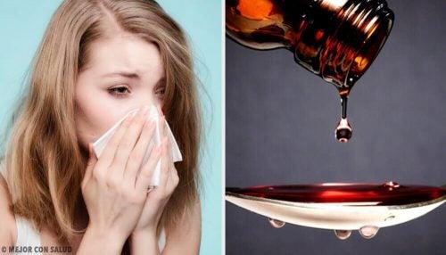 自家製咳止めシロップの作り方3選