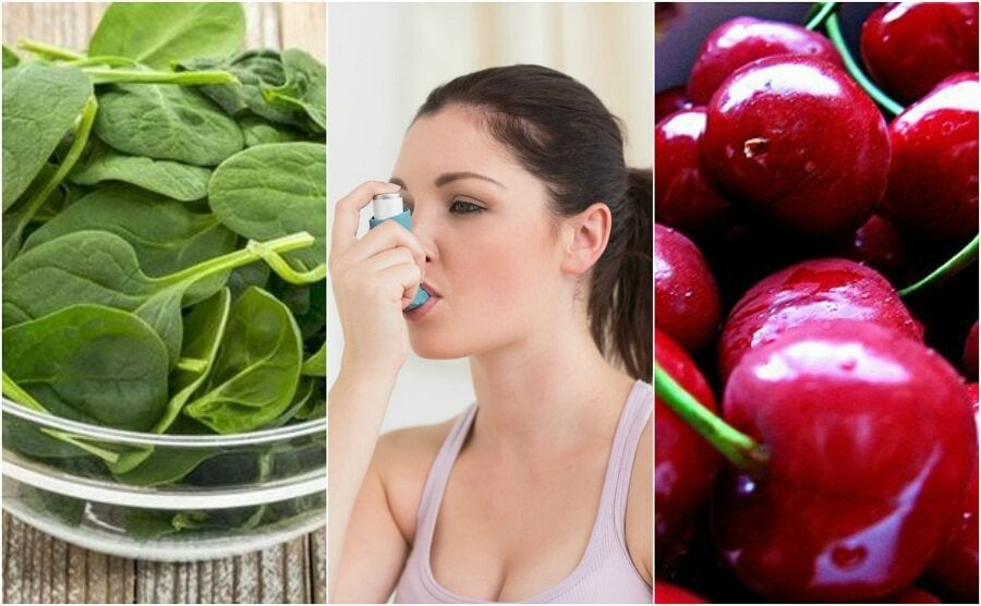 喘息の症状を自然に緩和する7つの食品