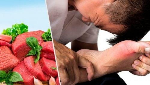尿酸値を上げてしまう7つの食べ物