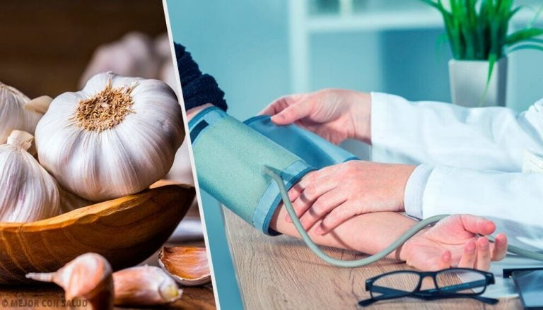ニンニクを使って高血圧の症状を緩和する方法