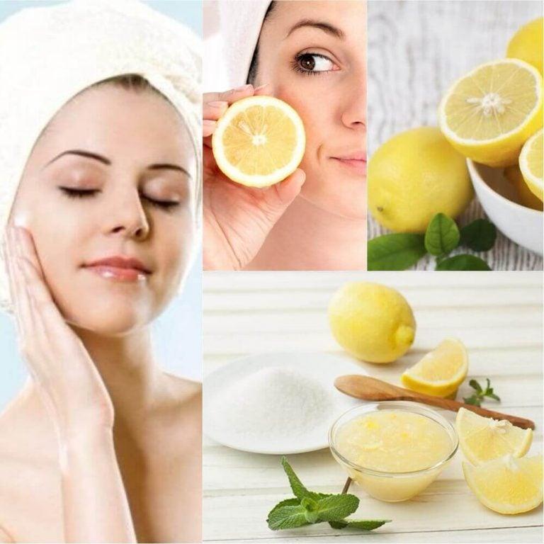 レモンを使った6つの美容法