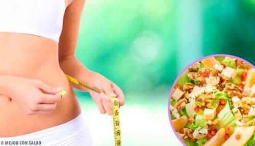 空腹感なしで減量を達成するためのシンプルな生活習慣3選