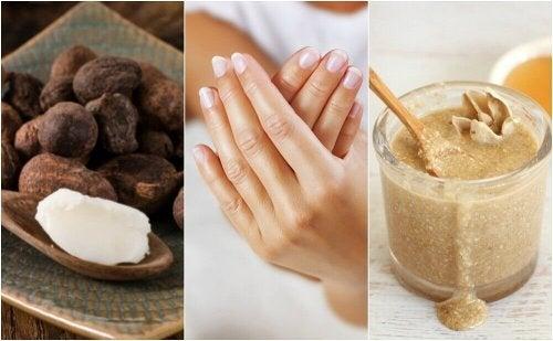 手の保湿に効果的な5つの自然療法
