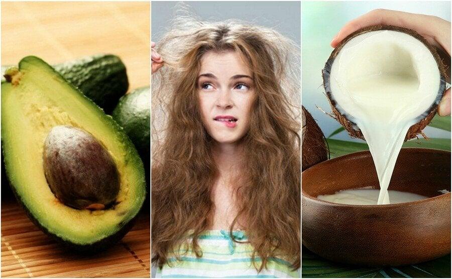 縮れ毛のお手入れに効果的な自然療法5選