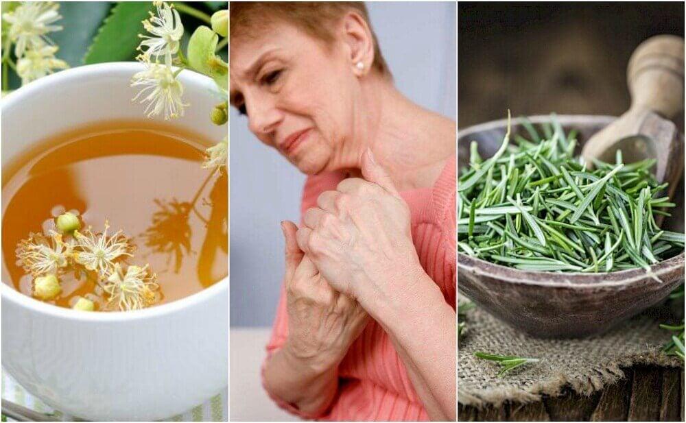 関節炎の治療に効果を発揮する5つのハーブ療法
