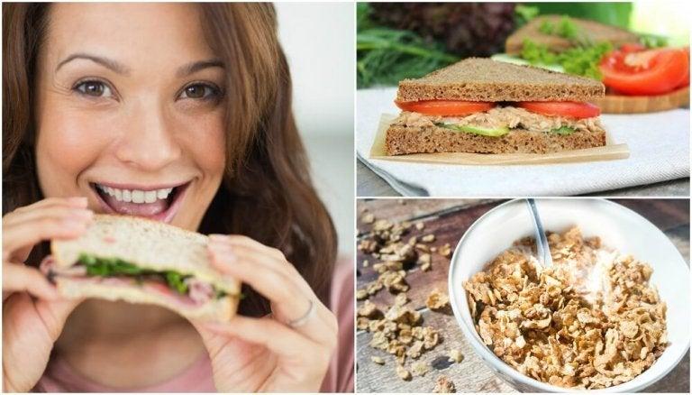 快適に1日を始められる健康な朝食5選