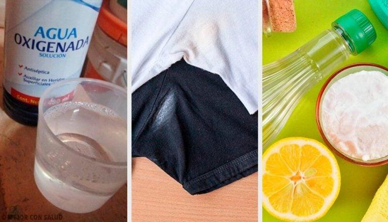 服に残るデオドラント剤の跡を消す6つの方法