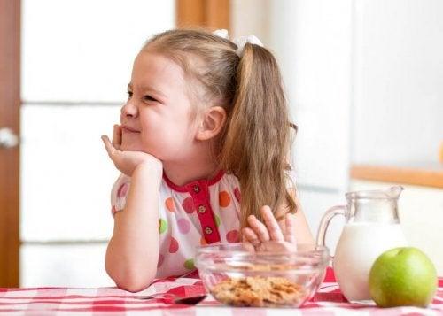 食欲がない子が自然に食べてくれるようになるために