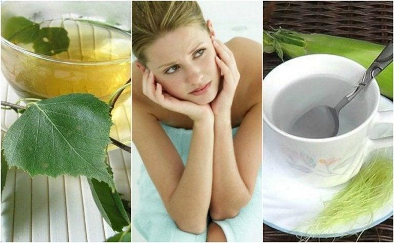 5種類のお茶のチカラを借りて膀胱炎を克服しよう