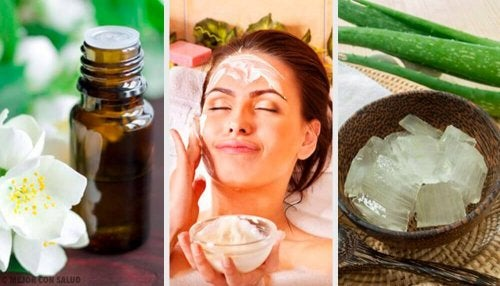 乾燥肌を自然に治す方法