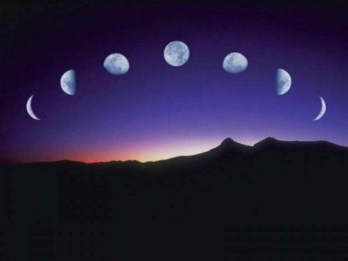 月は人間にどのように影響する?