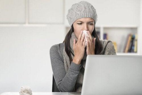 副鼻腔炎を治す裏技7選