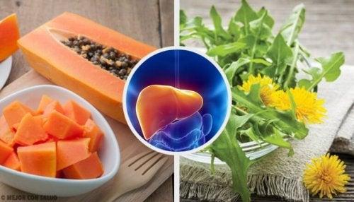 肝臓の炎症を和らげる自然療法