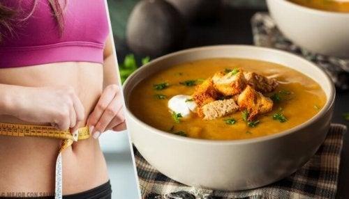 脂肪燃焼スープダイエットを始めよう!