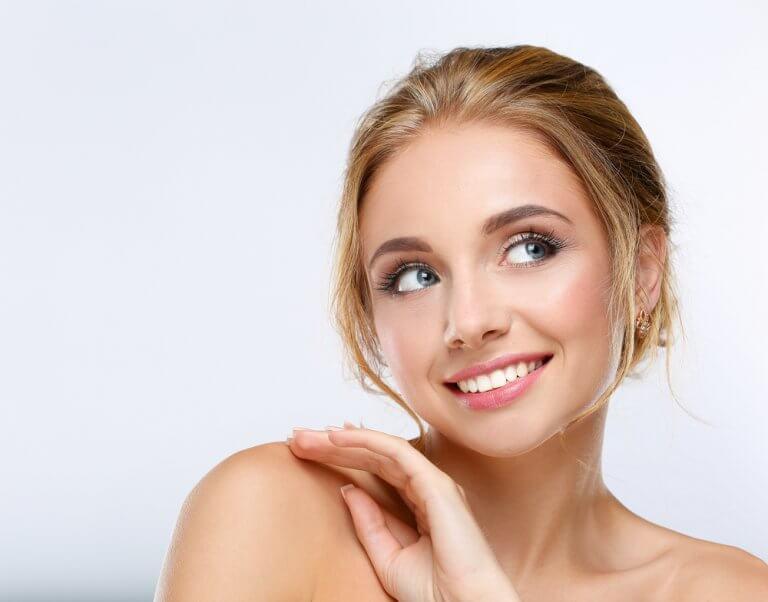 化粧に気をつける