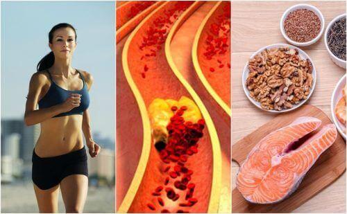 自然にコレステロールをコントロールできる6つの習慣とは?