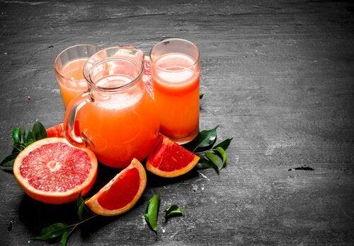 グレープフルーツと糖尿病