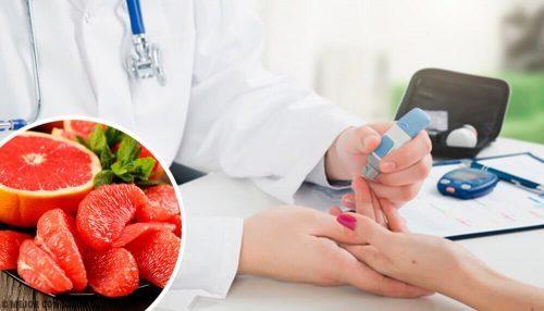 グレープフルーツを食べて糖尿病を予防しよう