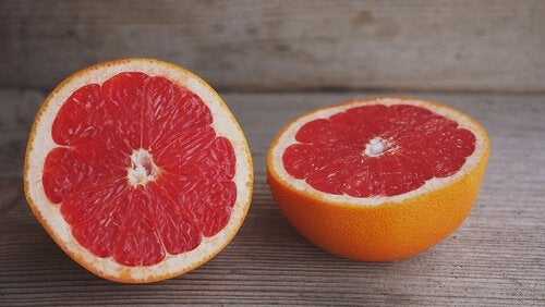 グレープフルーツの効能