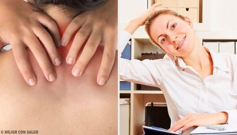 首の痛みを和らげる6つのエクササイズ