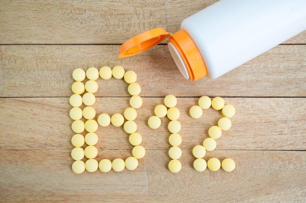 ビタミンB12のサプリ