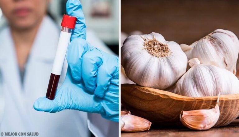 天然の抗凝血剤であるニンニクの健康効果