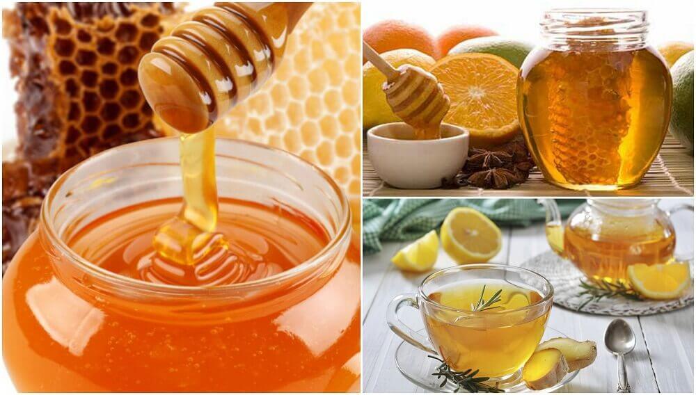 健康改善におすすめ!ハチミツを使った5つの自然療法