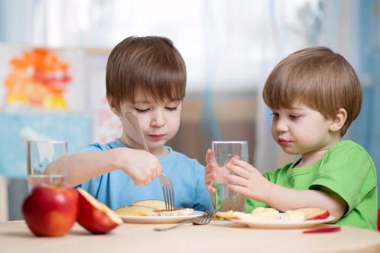 子供向けの健康的な朝食5選