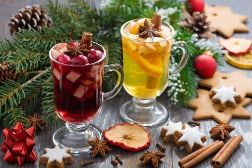 パーティーに最適な健康的な飲み物3種