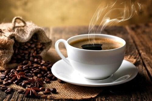 カフェインの量