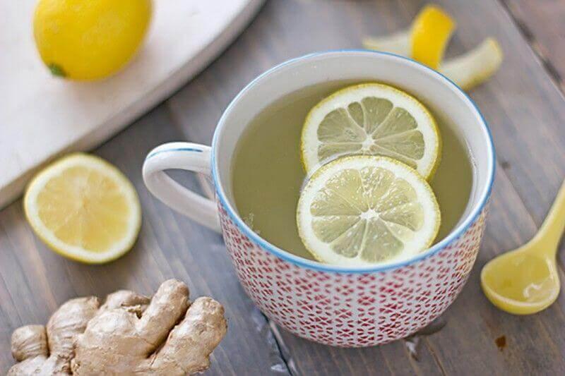 ホットレモン